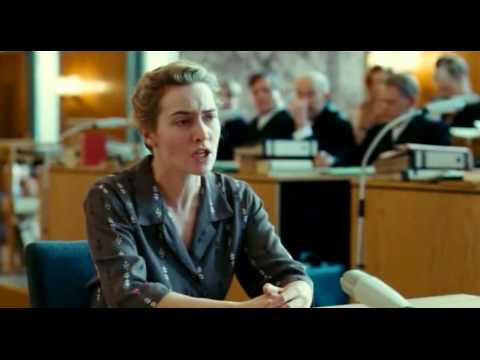 2008 best actress kate winslet the reader youtube