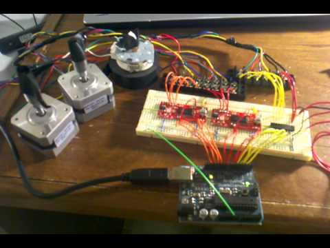 Arduino - Stepper