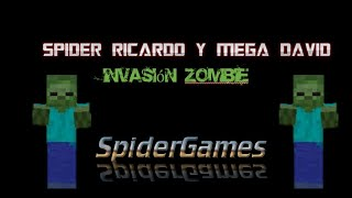 Spider Ricardo y Mega David Invasion Zombie Trailer Remasterizado 2020
