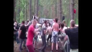 ДУХИ ЦЕХА в Барнаульском лесу 01 08 2014