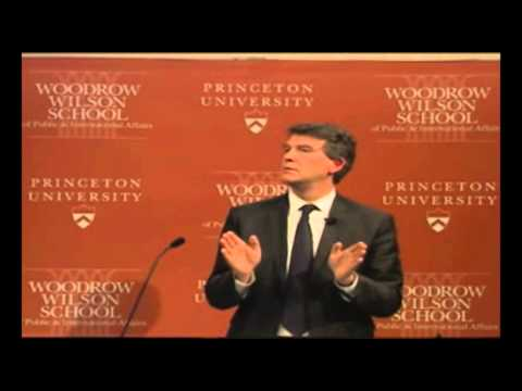 "Arnaud Montebourg: ""The American and European Crises in Comparative Perspective"""