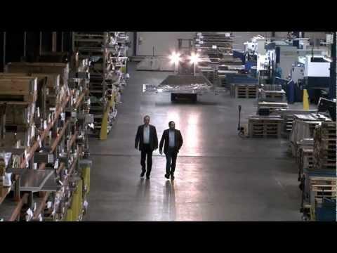 KUIPERS CNC-Blechtechnik GmbH & Co.KG (Unternehmensfilm)