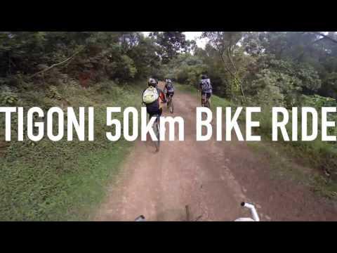 Tigoni 50km trail ride