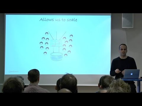 Building Event Driven Microservices with Stateful Streams