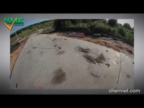 Как уложить дорожные плиты на землю
