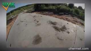 Дорожные плиты. Укладка дорог из железобетонных плит.(, 2015-02-10T04:00:47.000Z)