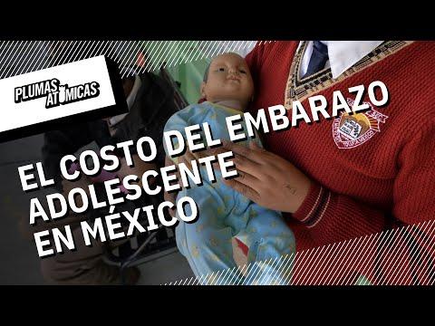 El costo del embarazo adolescente en las mujeres mexicanas