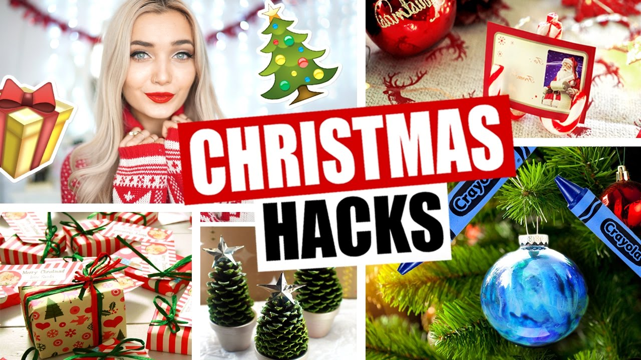 Christmas Life Hacks.Diy Christmas Life Hacks You Need To Know