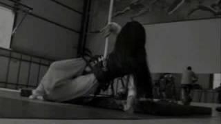 Бьянка - тренировка для клипа