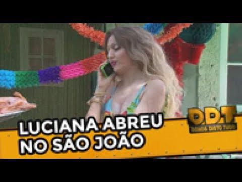 Luciana Abreu no São João - Donos Disto Tudo