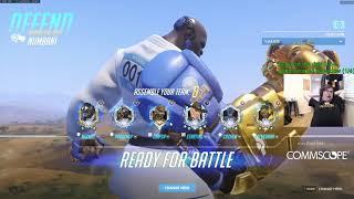 Overwatch Toxic Doomfist God Chİpsa Hates One Trick Players