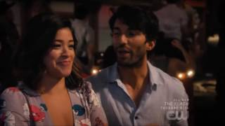Jane the virgin - Jane and Rafael date with Petra