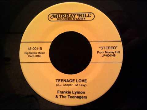 Frankie Lymon And The Teenagers - Teenage Love (Stereo Version)