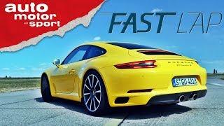 Porsche 911 Carrera S (991 II): Besser mit Turbo?  - Fast Lap   auto motor und sport