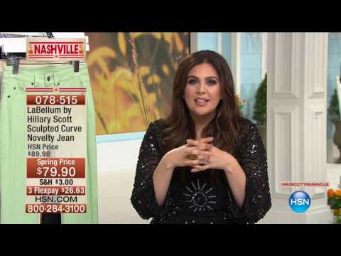 HSN | Hillary Scott: The List Special Edition 04.20.2017 - 10 PM