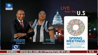Business Morning: Eye On Foreign Portfolio Investments Pt 1