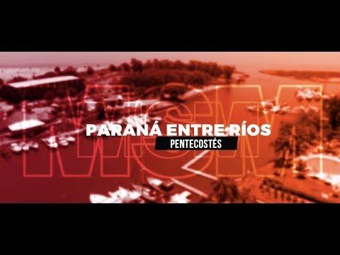 RESUMEN PARANÁ ENTRE RÍOS - PENTECOSTÉS MIEL SAN MARCOS