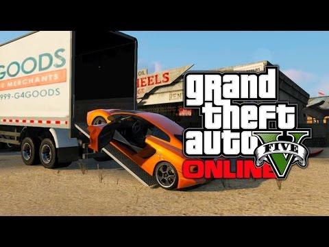 Grand Theft Auto V Car Meet FULL LOBBY CHAOS!!!