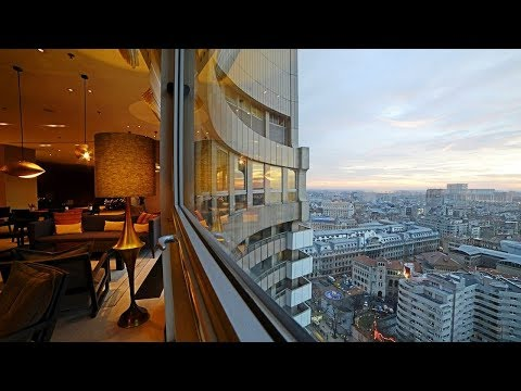 Top10 Recommended Hotels In Bucharest, Romania