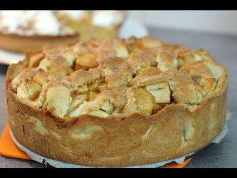 recette-de-la-tarte-aux-pommes-caramélisées-ou-apple-pie-américaine