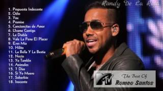 romeo santos mix super exitos 2016
