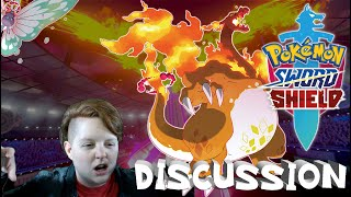 Charizard, but with more 🔥Flames🔥! Pokemon Sword and Shield Gigantamax Information and Discussion