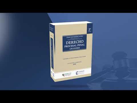 """libro:-""""derecho-procesal-penal.-lecciones""""---2°-ediciÓn."""