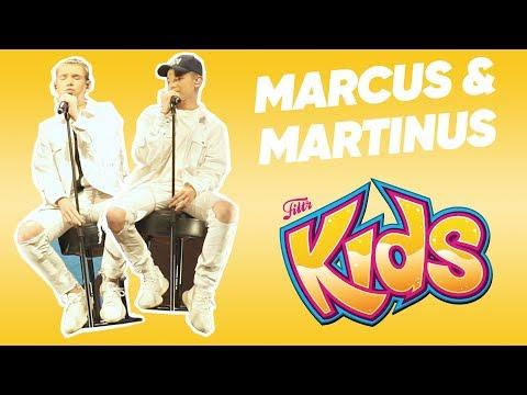 Marcus & Martinus   Live! Q&A! Signering! - Filtr Kids
