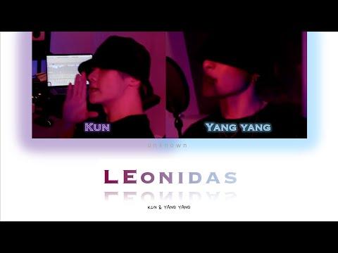 """Play V """"LEONIDAS"""" lyric video"""