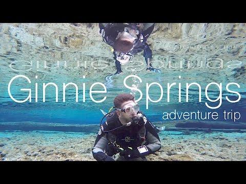 Ginnie Springs - FL  / an adventure trip