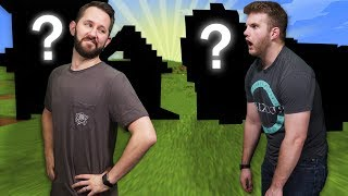 WHO'S HOUSE IS BETTER?!   Minecraft [Ep 13]