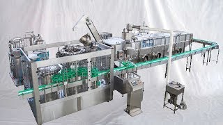 How glass bottle is made from A to Z &produced glass bottles in beverage food medical cosmetic field