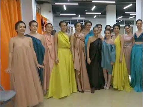 ممثلات يشاركن في عرض أزياء لمصممة لبنانية تستلهم حياة داليدا  - نشر قبل 2 ساعة