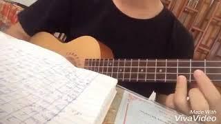 Thi xong học lại (yêu lại từ đầu) ukulele
