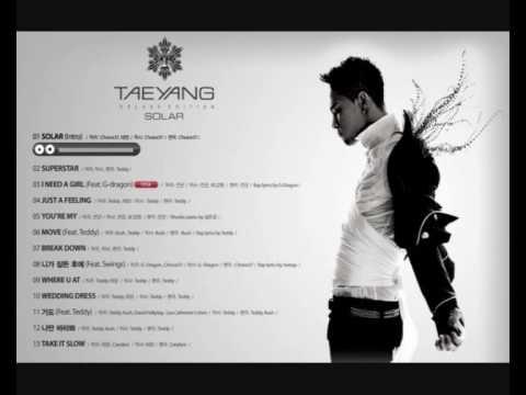 Taeyang - Just A Feeling