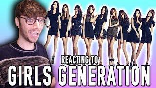 REACTING TO GIRLS GENERATION! - Stafaband