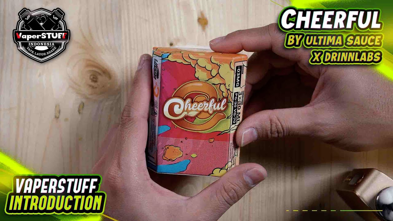 Download Cheerful by Ultima Sauce x Drinnlabs
