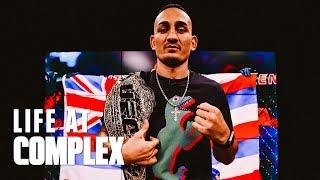 UFC CHAMPION MAX HOLLOWAY WILL FIGHT ANYONE! | #LIFEATCOMPLEX