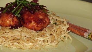 Garlic   Ginger Chicken.