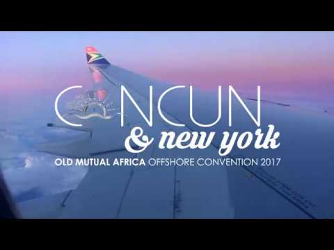 Old Mutual Africa Offshore Convention 2017 Cancun & New York - ZaraZoo Cine