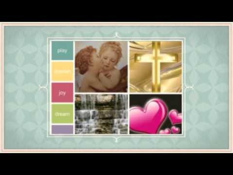 Praise Up Artist Dennis Winslow, Robert J Walsh, Ronn L Chick Christian Images Pastel Motifs
