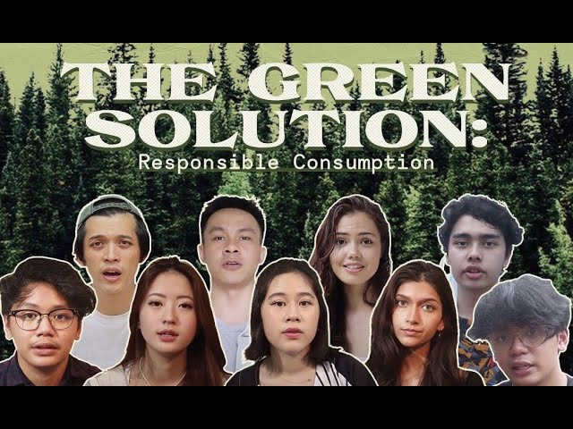 The Green Solution: Responsible Consumption - A Short Documentary by Green Welfare Indonesia