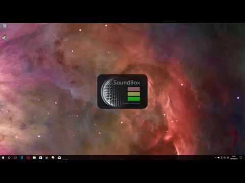 Soundbox - Countdown clock
