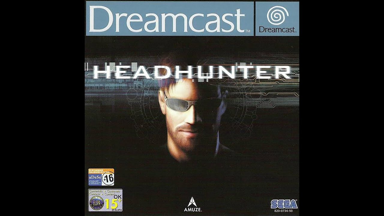 Dreamcast: Headhunter (HD / 60fps) - YouTube
