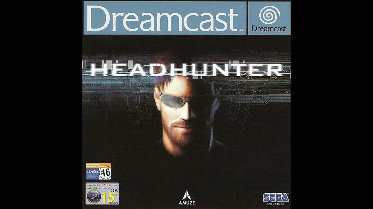 Dreamcast: Headhunter (HD / 60fps) - YouTube