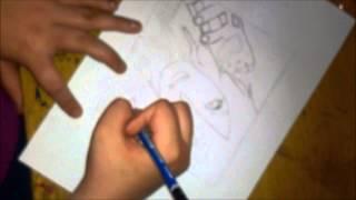 Hur jag ritar Yohio!