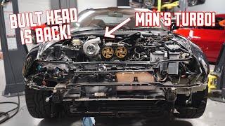 Building My 800hp Toyota Supra!