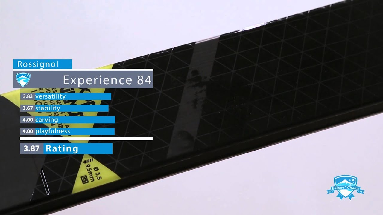 2015 Rossignol Experience 84 - Ski Review