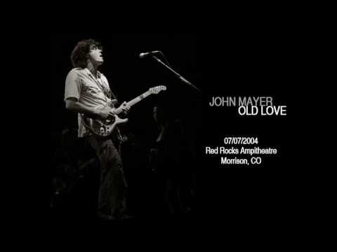 John Mayer - Old Love (@ the Red Rocks) Audio Only