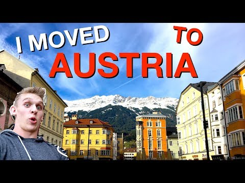 Vegan Travel Vlog | I MOVED TO AUSTRIA